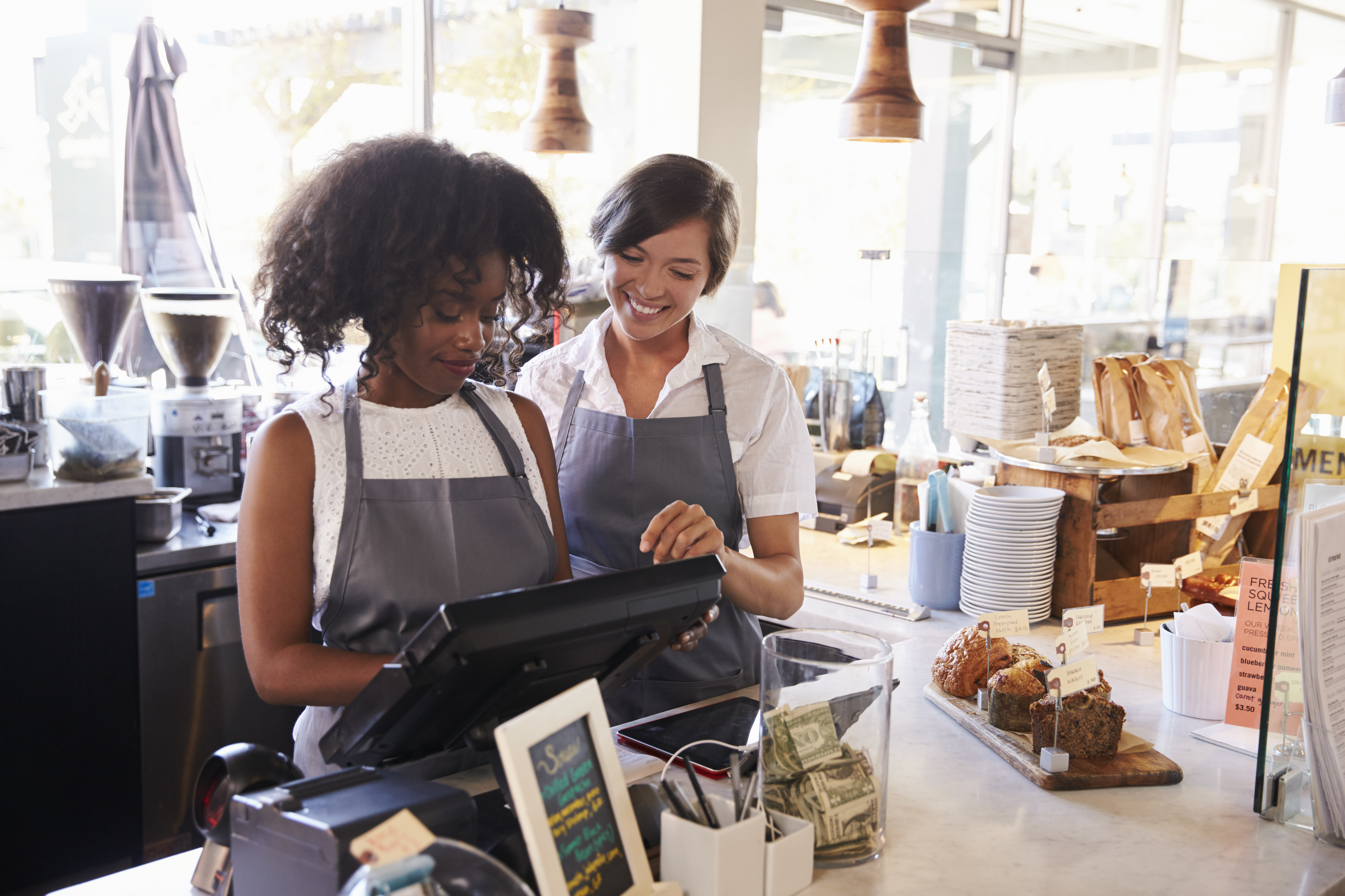 Bringing Flexibility and Predictability to Retail Jobs Reduces Employee Turnover image..