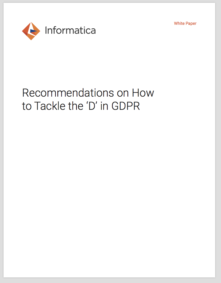 Your Comprehensive Guide to GDPR
