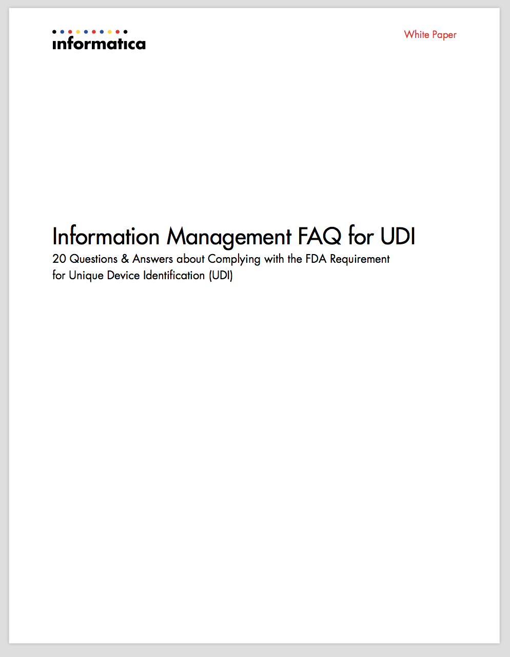 Your Comprehensive Guide to UDI